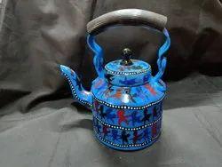 Colorful Decorative Tea Kettle