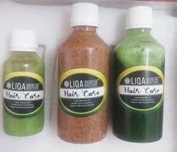 LIQA Organic Hair care Products