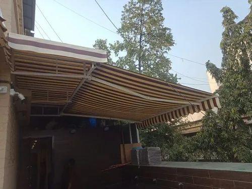 PVC Shade Awning