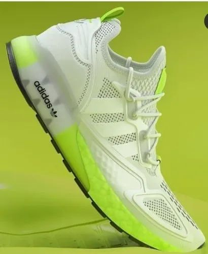 Men Adidas White Sports Shoes