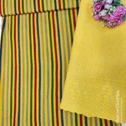 Formal Wear Full Sleeve Rayon Kurti Chickem Bottom, Wash Care: Handwash