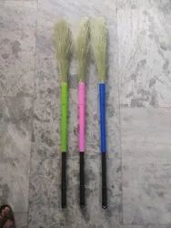 Plastic Long Handle Grass Broom