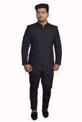 Without Wedding Mens Jodhpuri Suit, Size: 36 to 44