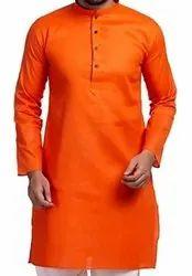 Orange Shivaji Maharaj Kurta