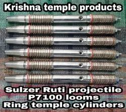 Sulzer Ruti Projectile P7100 Looms Ring Temple Cylinder