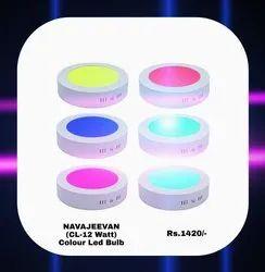 CL 12 Watt Colour Led Light Bulb