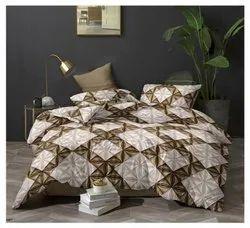 3d Printed Designer Bedsheet in panipat