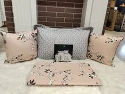 Cotton printed double bedsheets in Panipat