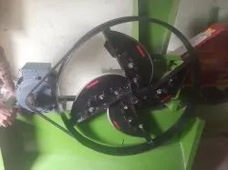 Chintamani Straw 4 BLADE WHEEL FOR CHAFF CUTTER, For Agriculture