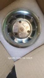 FANUC 3 Phase Spindle Motor Cooling Fan (A90L-0001-0538/R), Power: 201-300 KW