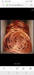 Brown Wire Copper Scrap