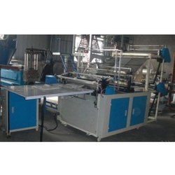 Biodegradable Plastic Bags Manufacturing Machine