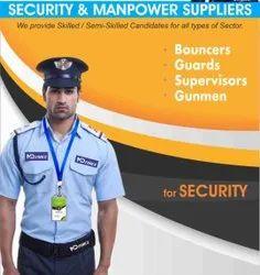 Male Security Service, in Uttar Pradesh