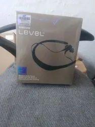 Wireless Black Samsung Level U, Weight: 80gm