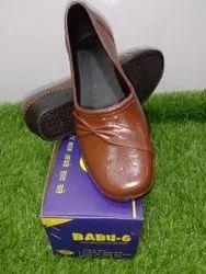 Women PVC Footwear Babu-G Jarina Belly, Size: 5x8