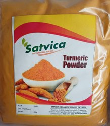 Sangli 1 Kg Satvica Turmeric Powder