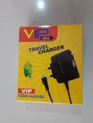 1 Plastic Mobile Travel Charger