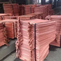 Copper Cathode Scrap
