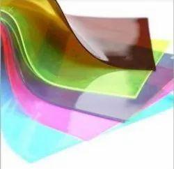Rushabh Enterprises PVC Color Film, For Packaging, Packaging Type: Roll