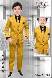 Boys Fancy Flouroscent Blazers Suit, Size: 1-10