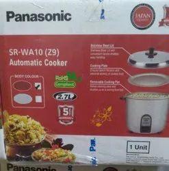 SR-WA10(Z9) Capacity(Litre): Half Kg Rice Cookers Panasonic, 450W, Red
