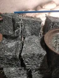 Baling Silver Aluminium Cable Wire Scrap, For Melting, Size: 8