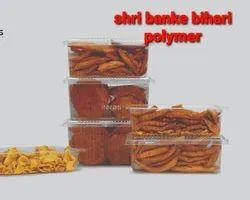 Plastic Food Packaging Box