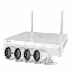 Hik vision Ip Wireless Cctv Camera, For Outdoor Use, Camera Range: 20 to 25 m
