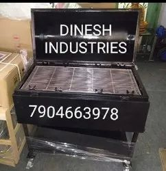 Commercial Charcoal Barbecue Grill