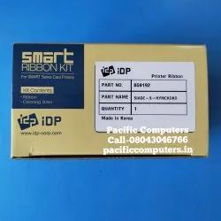 IDP Smart SIADC-S-YMCKOKO 659192 Color Ribbon & Cleaning Roller 250 Images Per Roll