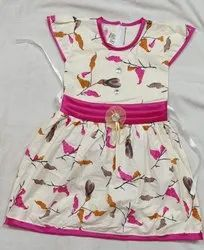 Cotton Casual Wear Kid Girl Summer Collection