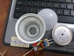 Philips Ceramic Aluminium Led Bulb