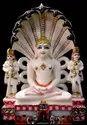 Marble jiravala parsanath  statue