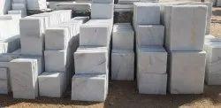 Indian Marble Makrana Kumari White Tiles, For Flooring, Thickness: 15 mm