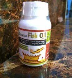Fish Oil Softgel Capsules