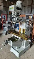 Cast Iron VAN Taiwan Vertical Milling Machine