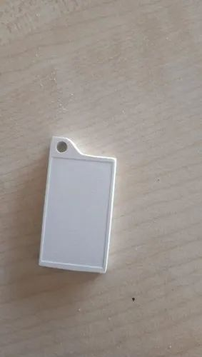 RFID reusable jewellery tag