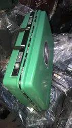 Safety luggage Plain Football Dlx Briefcase, Size: 17inch