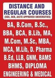 Full Time Offline & Online Mca Bba Bca Colleges