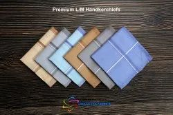Premium Light Medium Color Handkerchiefs