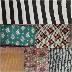 Printed Viscose Rayon Fabric