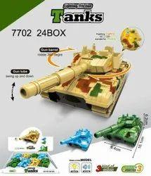 Rc Tanks Toy