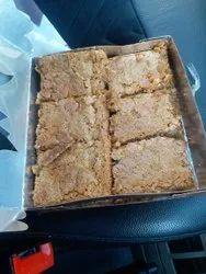 Round Walnut Cakes, For Anniversaries, Packaging Type: Carton Box