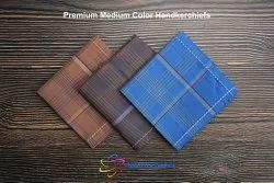 Premium Medium Color Handkerchiefs