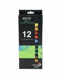 Brustro Acrylic Colours