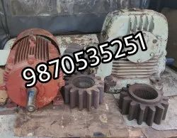 Plate Bending Machine Gearbox and Motor