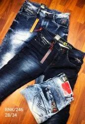 Faded Regular Fit Bandidos jeans