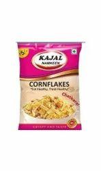 Sweet and salty Kajal cornflakes NAMKEEN, Packaging Type: Packet