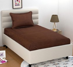 Plain double bedsheets in Panipat
