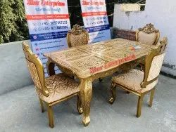 Star Enterprises Dimensions: 6x3.5 Dining Room Table